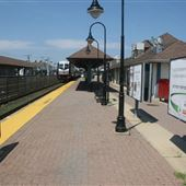 Belmar Train Station